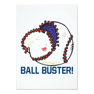 Ball Buster Card