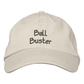 Ball Buster Embroidered Baseball Hat