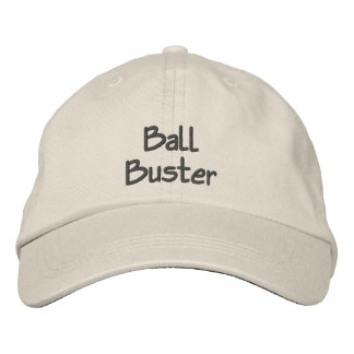 Ball Buster Embroidered Hats