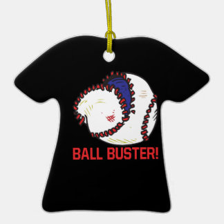Ball Buster Christmas Tree Ornaments