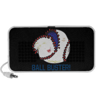 Ball Buster Travel Speaker