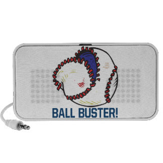 Ball Buster PC Speakers