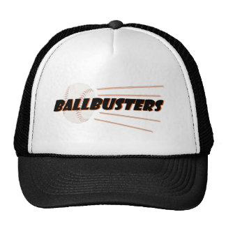 Ball Busters Softball Team Trucker Hat