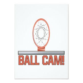 Ball Cam Card