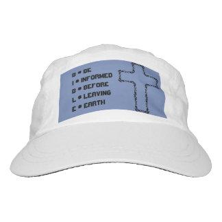 Ball Cap - BIBLE with Cross