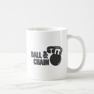 Ball & Chain Coffee Mug