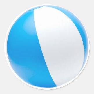 Ball Classic Round Sticker