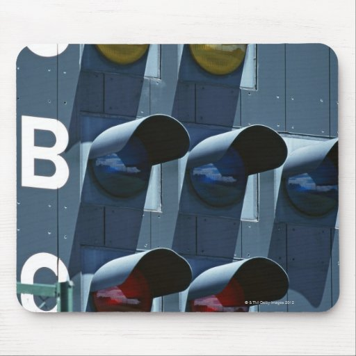 Ball Count Mouse Pad