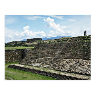 Ball Court From Archeological Zone Of Monte Alban Post Cards