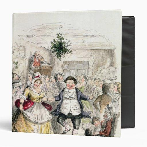 Ball de Sr. Fezziwig, del 'navidad Carol
