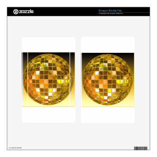 Ball Disco Ball Jump Dance Light Party Disco Skin For Kindle Fire