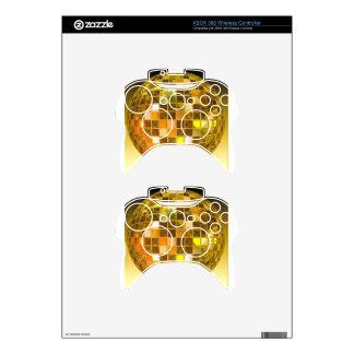 Ball Disco Ball Jump Dance Light Party Disco Xbox 360 Controller Decal