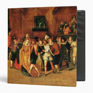 Ball during the Reign of Henri III, 1574-1623 3 Ring Binder
