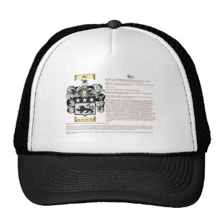 Ball (English(meaning)) Trucker Hat
