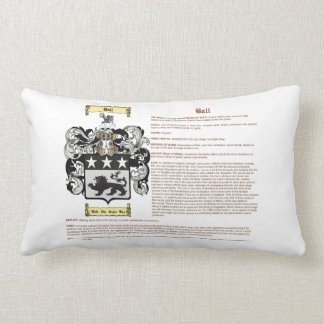 Ball (English(meaning)) Throw Pillows