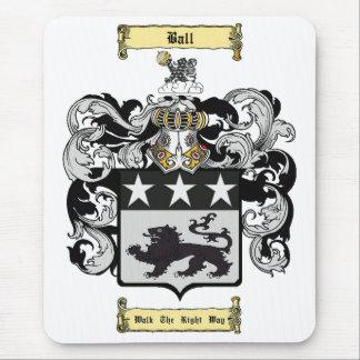 Ball (English) Mouse Pad