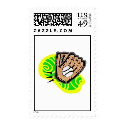 ball & glove postage