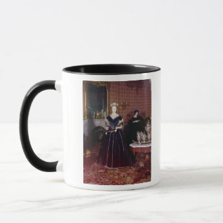 Ball gown of Mary Todd Lincoln Mug