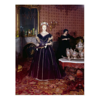 Ball gown of Mary Todd Lincoln Postcard