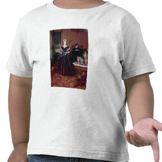 Ball gown of Mary Todd Lincoln T Shirt