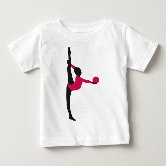 ball gymnastics baby T-Shirt