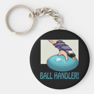 Ball Handler Key Chain