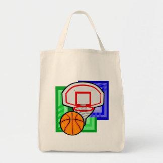 Ball & Hoop Tote Bag