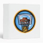 Ball in Basket Binder