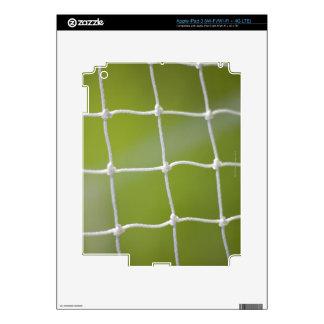 Ball in Net iPad 3 Decal