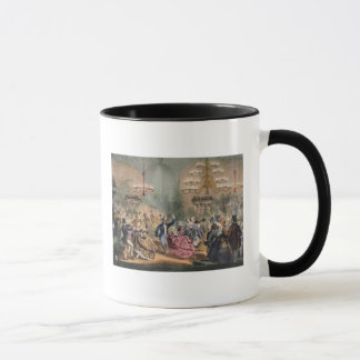 Ball in the Jardin d'Hiver Mug