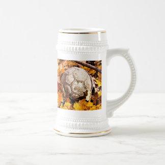 ball in the woods mug