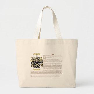 Ball (Irish(meaning)) Jumbo Tote Bag