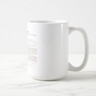 Ball (Irish(meaning)) Classic White Coffee Mug