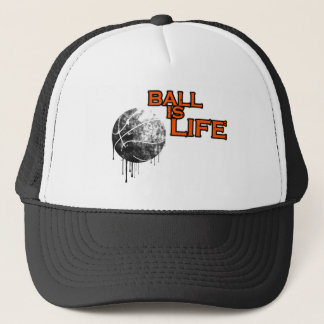 Ball is Life Hats