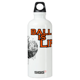 Ball is Life SIGG water bottles