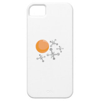 Ball & Jacks iPhone 5/5S Cover