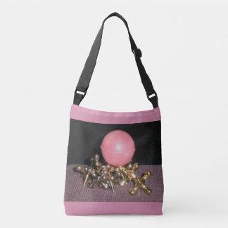 Ball & Jaxs Custom All-Over-Print Cross Body Bag