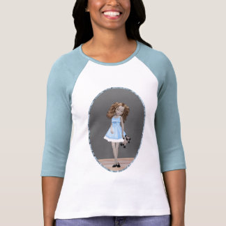 Ball Joint Doll - Customized Tshirts
