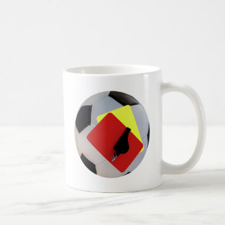 Ball map whistle coffee mug