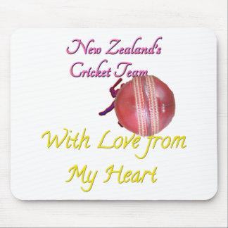Ball NEWZEALAND Mouse Pad