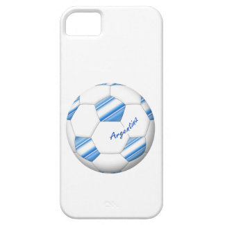 Ball of ARGENTINA SOCCER national selection 2014 iPhone SE/5/5s Case