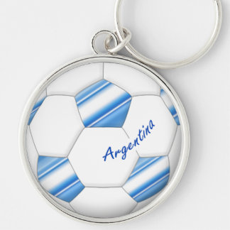 Ball of ARGENTINA SOCCER national selection 2014 Keychain