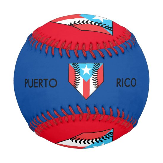 Ball of Baseball Puerto Rico
