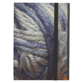 Ball of Blue Yarn iPad Cases