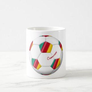 Ball of CAMEROUN SOCCER of national team 2014 Coffee Mug