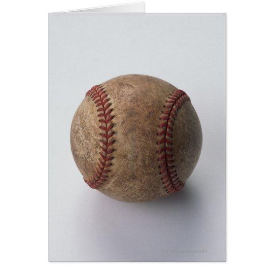Ball of Hardball Baseball Card