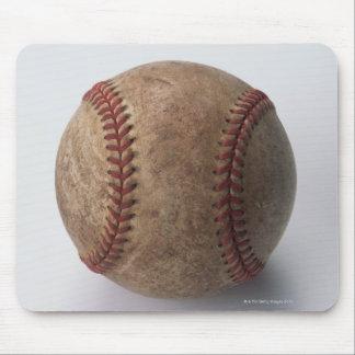 Ball of Hardball Baseball Mouse Pad