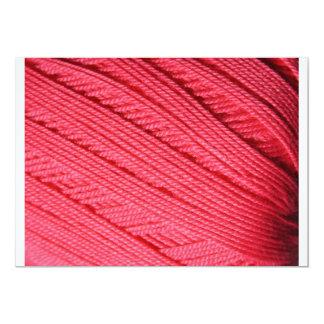 Ball of Knitting/Crochet Yarn Card