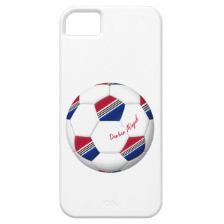 Ball of South Korea SOCCER national team 2014 iPhone SE/5/5s Case