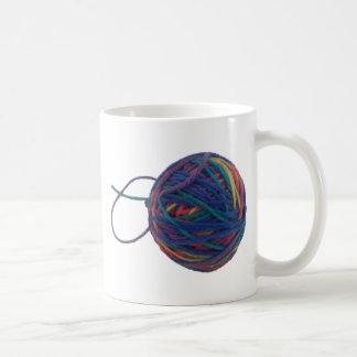 Ball of Yarn Coffee Mug